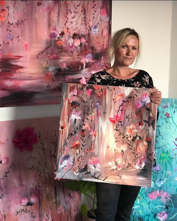 Anne-krøjer-magiske-blomster-malerier-fernisering-29 februar-13-16