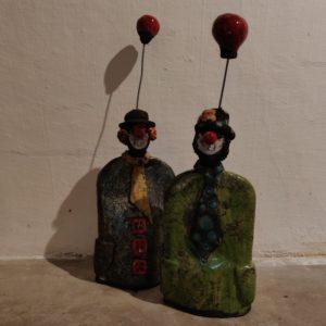 Ann-Sofia-Dvinge-Baun-klovn-figur-raku-keramik